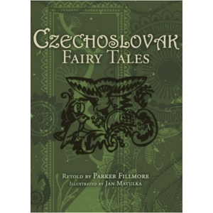 Czechoslovak Fairy Tales Cover