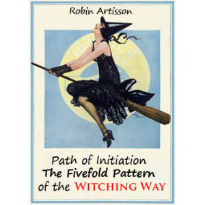 Path Of Initiation The Fivefold Pattern Of The Witching Way Cover