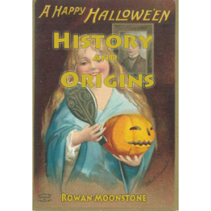 Pagan History The Origins Of Halloween Cover