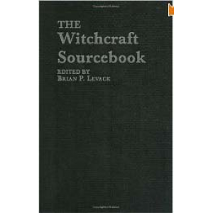 The Witchcraft Sourcebook Cover