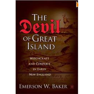 The Devil Of Great Island Witchcraft And Conflict In Early New England Cover