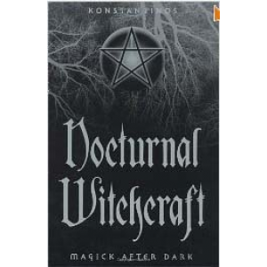 Nocturnal Witchcraft Magick After Dark Cover
