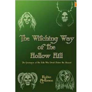 Witching Way Of The Hollow Hill Cover