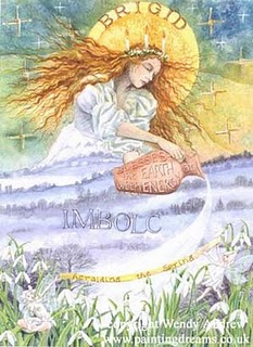 The Story Of Imbolc Cover