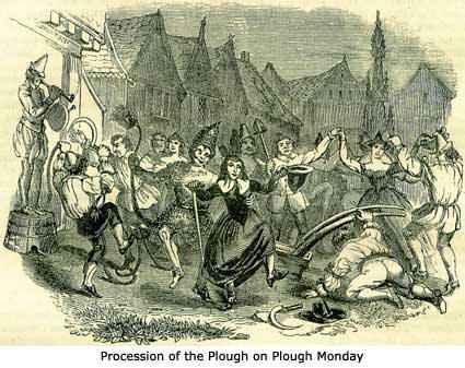 It Plough Monday Cover