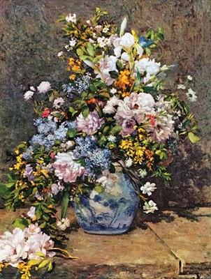 Spring Flower Magickal Correspondences Cover