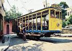 リオの路面電車