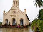 ラオス旅行記 サワナケートの教会