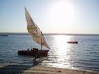 ダウ船 - モザンビーク