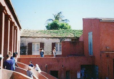 ゴレ島-セネガル