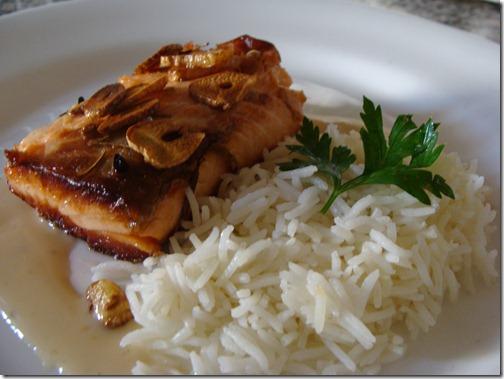 arroz aromático