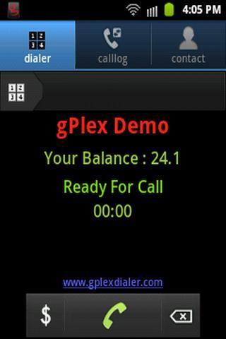 【免費通訊App】gPlex Mobile Dialer-APP點子
