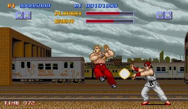 Street Fighter - Ryu vs Joe