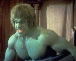 o Hulk da série