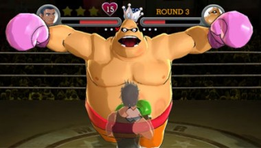 Little Mac vs King Hippo (Wii)