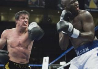 Rocky vs Dixon