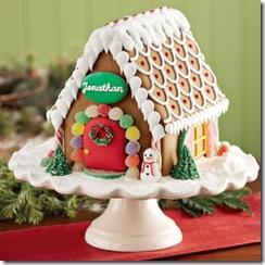williams sonoma gingerbread kit