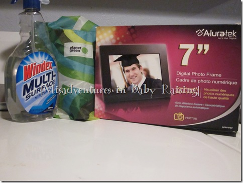 windex prize pack