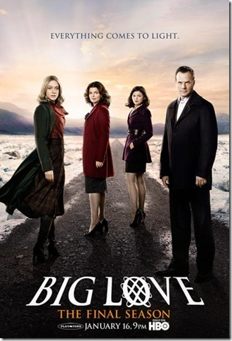 Big Love Season 5 poster