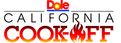 DOLE California Cook off logo