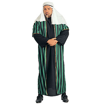Arab Shiek Adult Costume