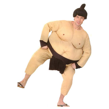 Sumo Suit Costume