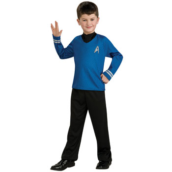 Doctor Spock Child Costume