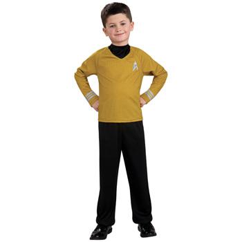 Captain Kirk Child Costume