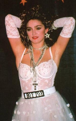 Madonna 80s Fashion Pictures The Costume