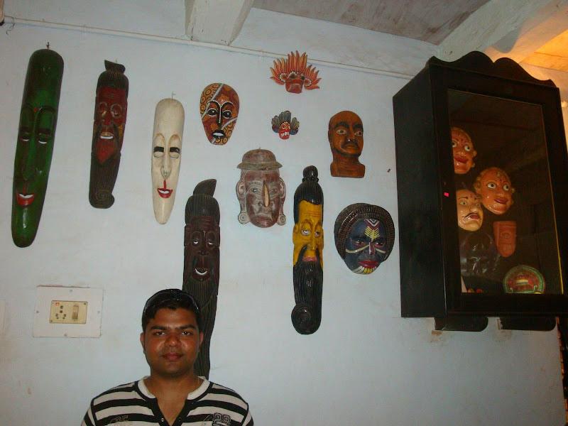 Kapil Samadhiya @ Goa's Museum