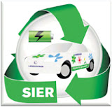 The wheel motor-based Landi Renzo hybrid vehicle development project is dubbed SIER, for sistema ibrido elettrico retrofit.