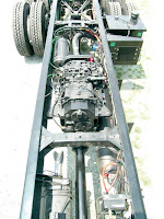Eaton HLA on an M2 112 Freightliner chassis as executed by Fontaine Modifications