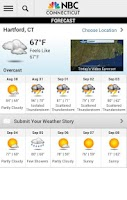 Screenshot of NBC Connecticut