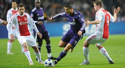 Ronaldo, AJ Auxerre - AC Milan