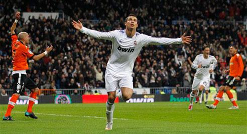 Cristiano Ronaldo, Real Madrid - Valencia