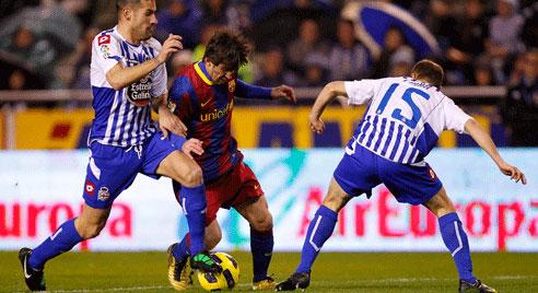 Deportivo La Coruna - Barcelona
