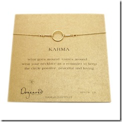 gold karma