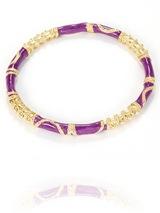 Assorted Enamel Purple