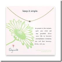 keep it simple rose