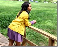 Rachel Purple and Jacket B