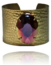 faceted_cuff_red