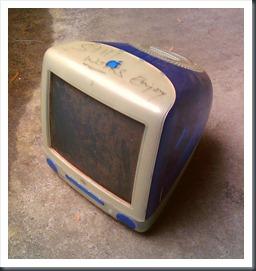 Dumped iMac