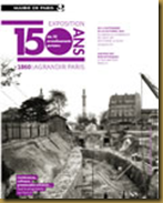 Exposition les 150 ans des arrondissements