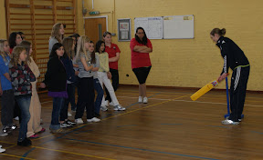 Alexandra Park School - Cricket - Beth Morgan