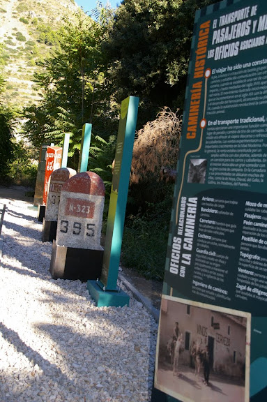 Inaguración Museo Caminero de La Cerradura