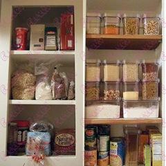 أفكار تنظيمة للمطبخ رائعة