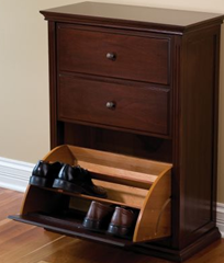 tilt-out-shoe-cabinet