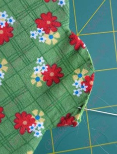 tutorial for fabric flower bowl 025