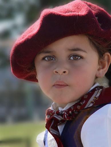 Girl paisan. Foto: Horacio Iannella