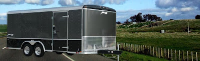 HOMESTEADER HERCULES 8.5 ENCLOSED TRAILERS